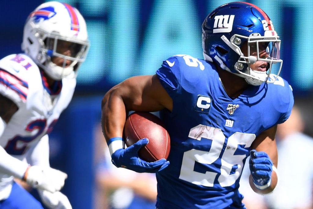 NFL: Major Update on Saquon Barkley's Status For Week 6 vs. Patriots