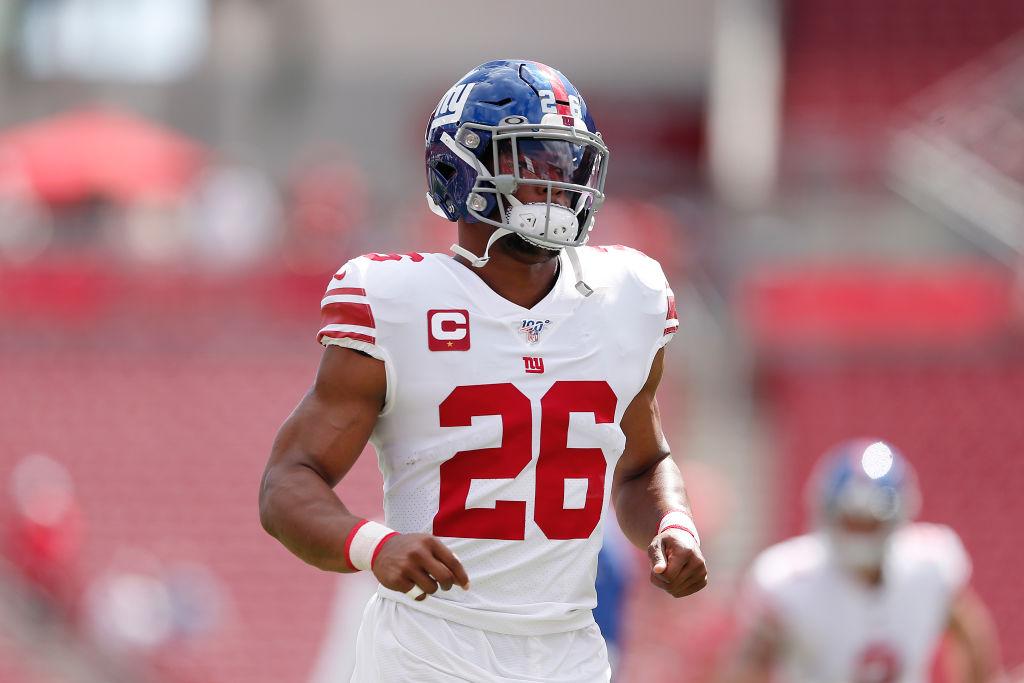 NFL: Giants' Saquon Barkley Gives Details On His Return