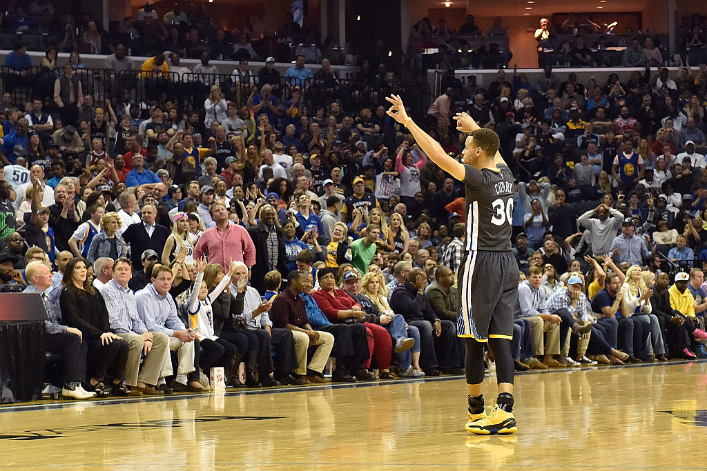 Scottie Pippen calls Stephen Curry one of the few players ever who truly changed the NBA landscape.