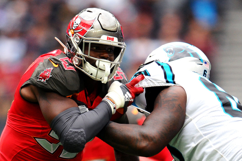 Buccaneers linebacker Shaquil Barrett has been a one-man wrecking crew during the 2019 season.