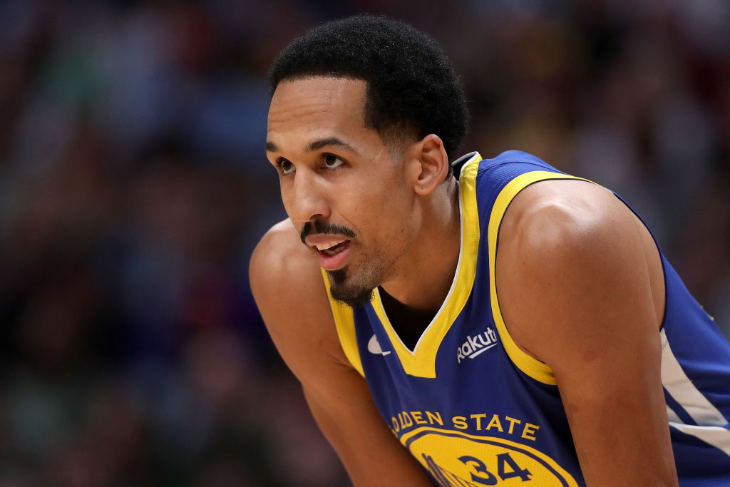 Shaun Livingston of the Golden State Warriors