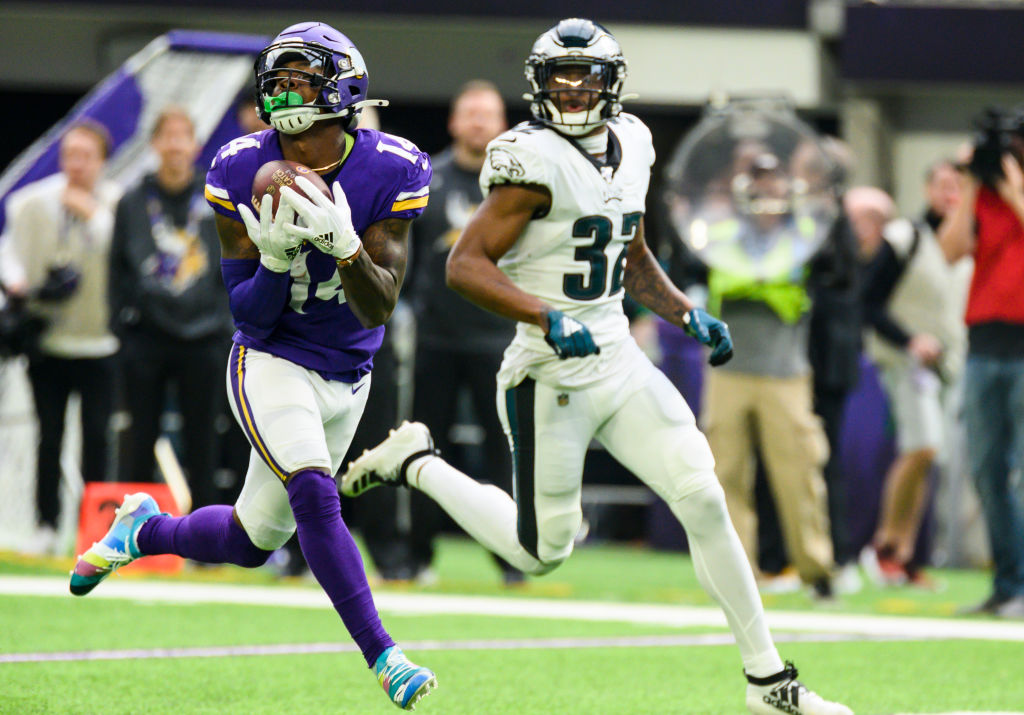 NFL: Stefon Diggs Can't Complain After the Minnesota Vikings' Latest Performance