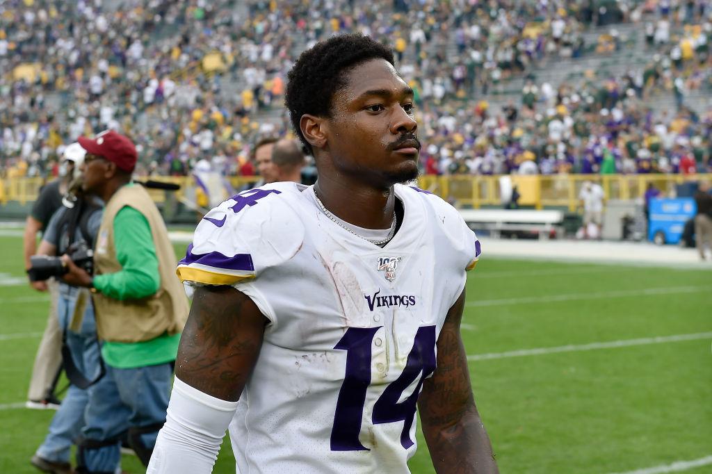 NFL: Vikings Make 2 Major Decisions Regarding Stefon Diggs