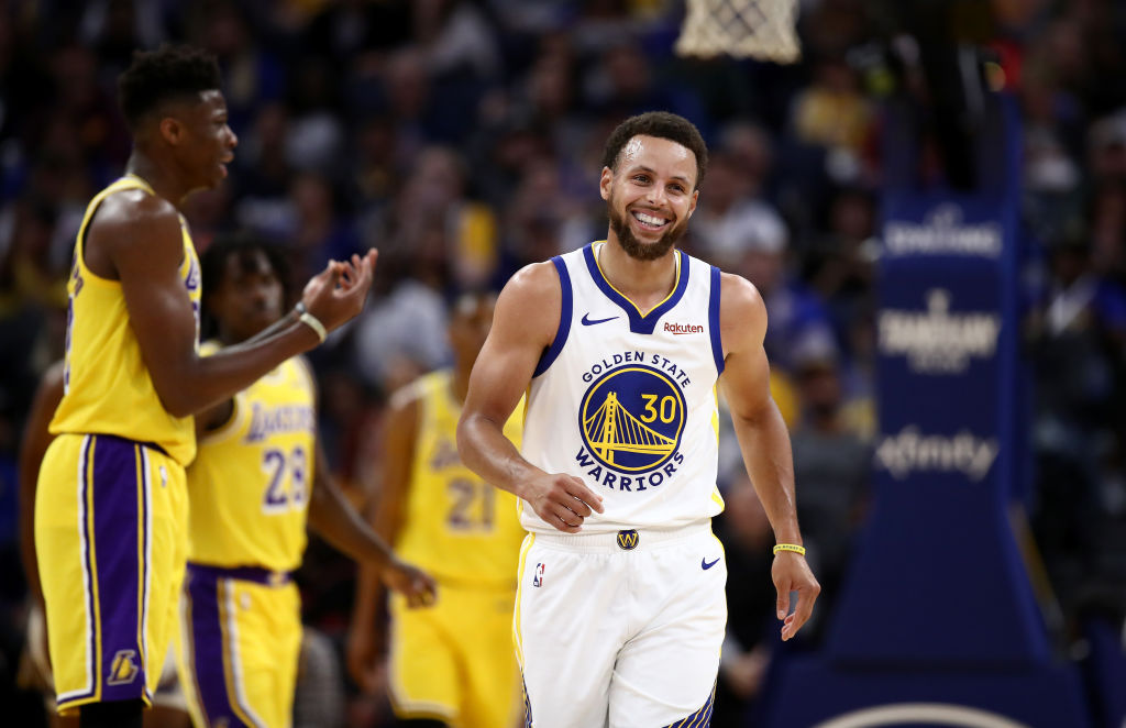 Stephen Curry and the Warriors might get the last laugh in 2019-20