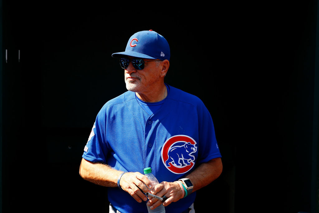 The Angels will likely jump at the chance to bring former Cubs manager Joe Maddon back to the franchise.