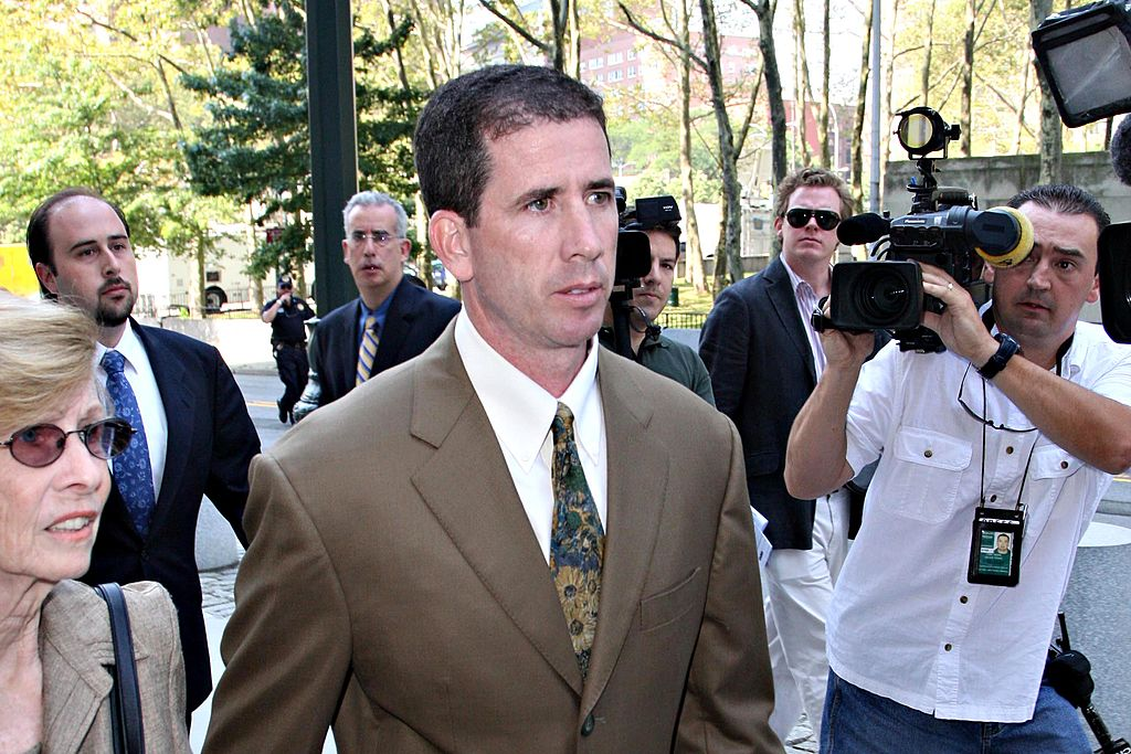 NBA official Tim Donaghy bet on his own basketball games.