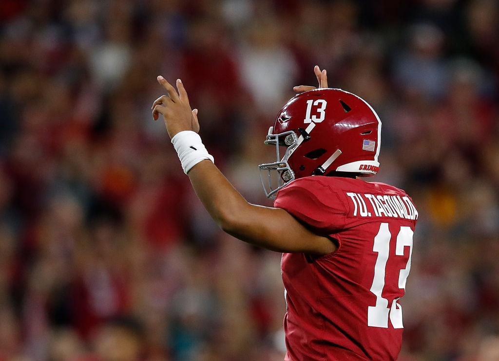 Tua Tagovailoa could be back in time for a superstar showdown with Joe Burrow