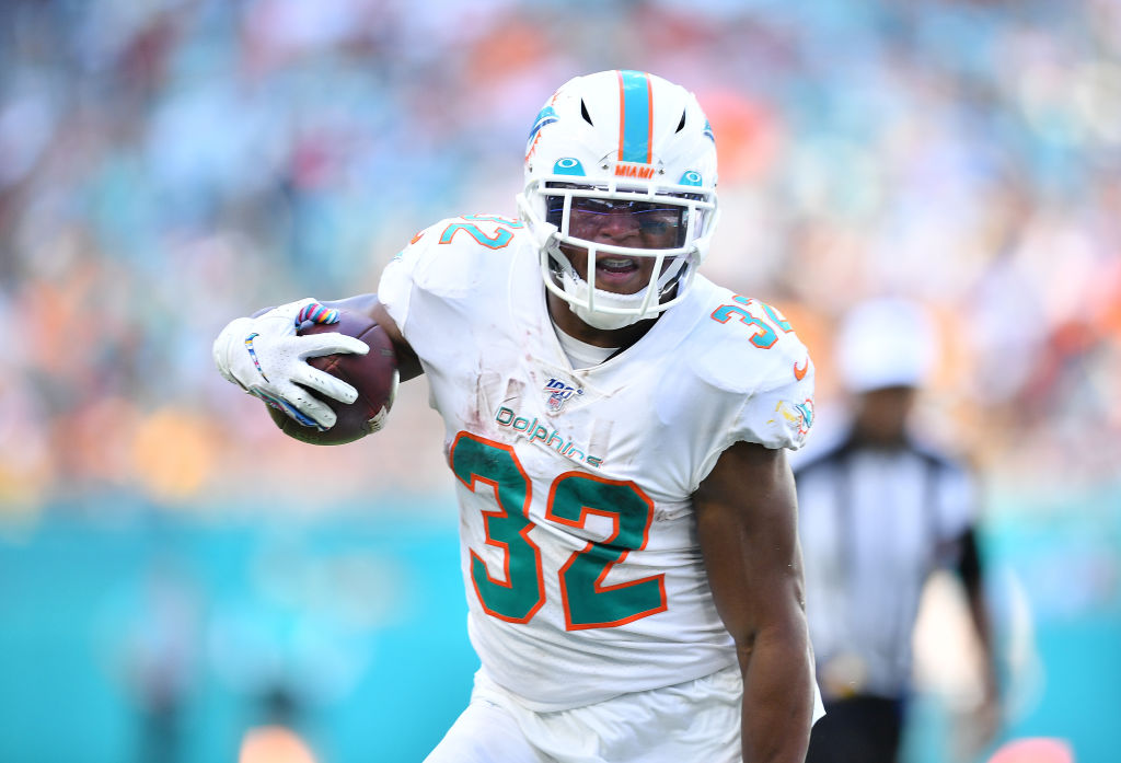 Cardinals running back Kenyan Drake