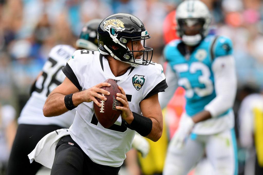 Jaguars quarterback Gardner Minshew