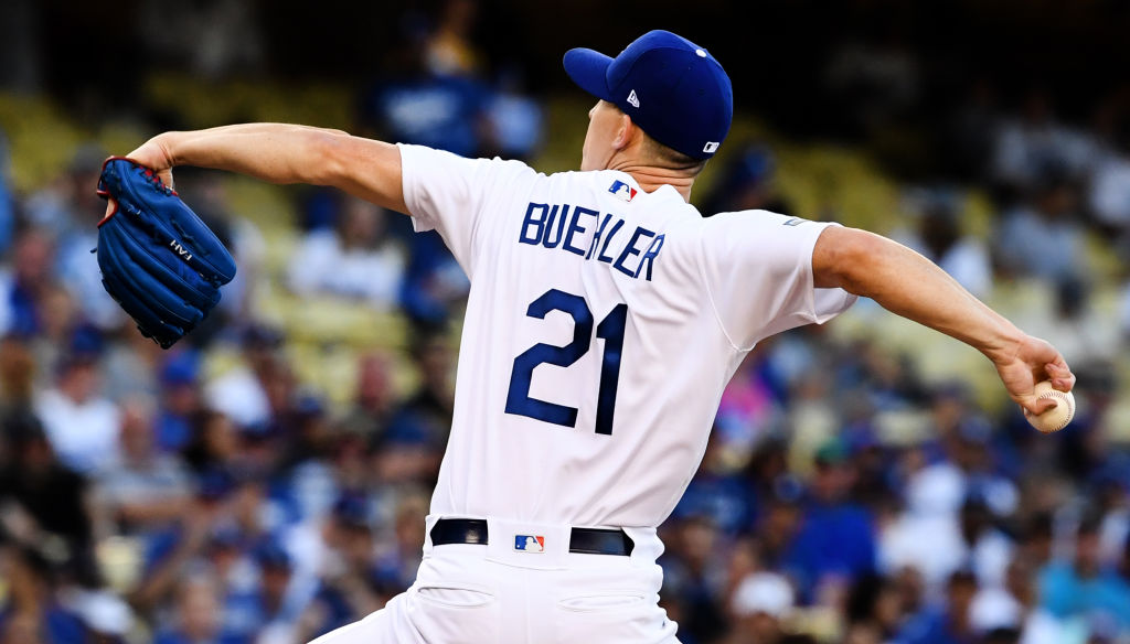 The pressure will be on Walker Buehler and the Dodgers in Game 5