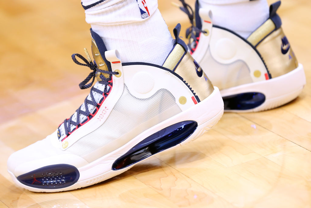 We won't see him or his kicks for a while, but Zion Williamson might have the coolest shoes in the NBA.