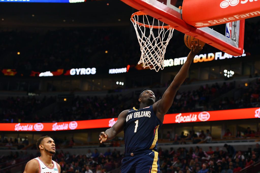 What are Zion Williamson's chances of NBA success with the New Orleans Pelicans?