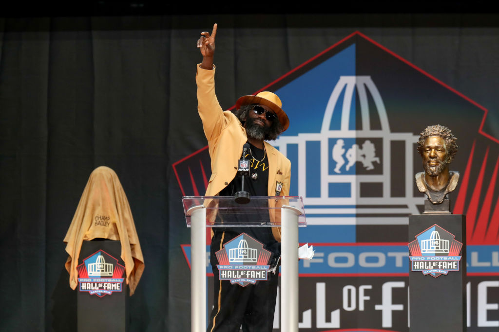 Voting for the 2020 Pro Football Hall of Fame will run differently than in the past.
