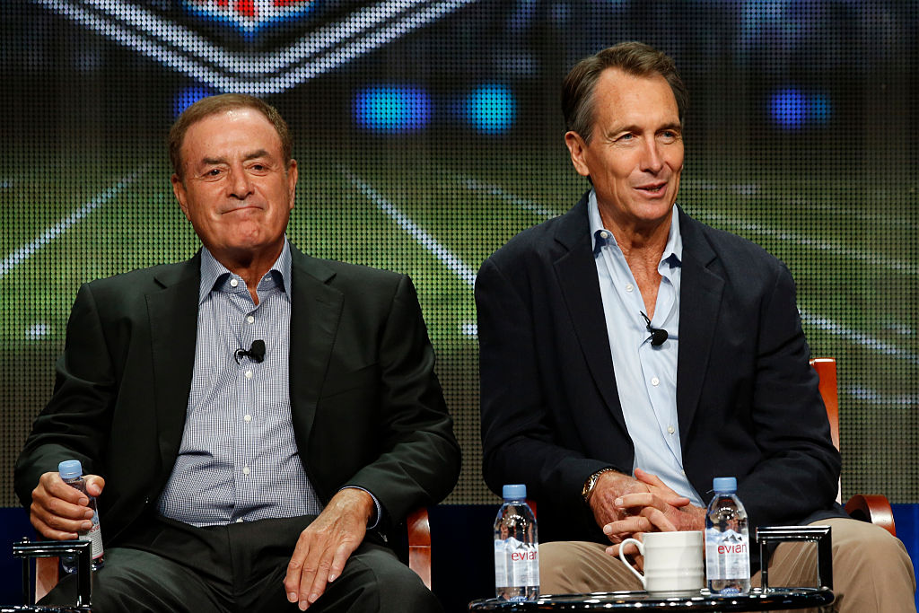 Al Michaels has had his share of less-hated partners