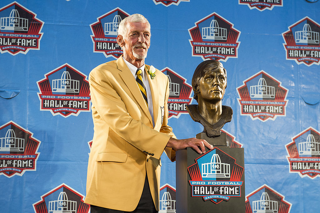 Years after retiring, Ray Guy remains the greatest punter in NFL history.