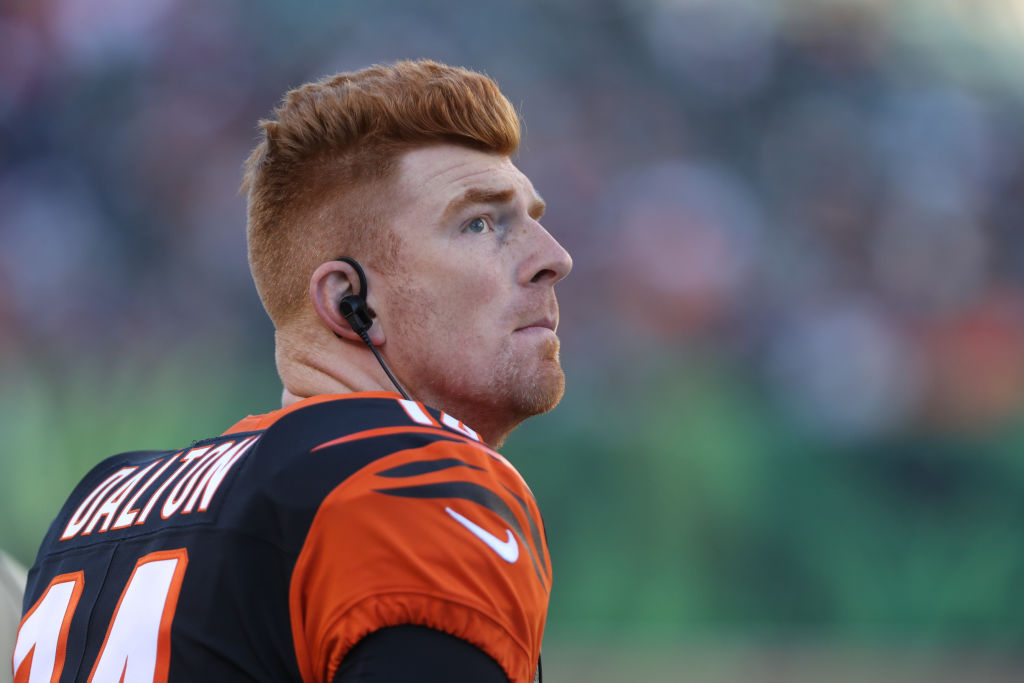 Andy Dalton seems to be on his way out as the Bengals' quarterback, so where could he end up?