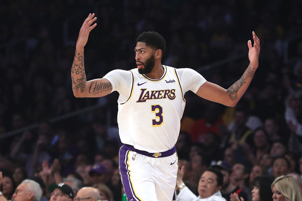 The Lakers' Anthony Davis might have ruined NBA free agency in 2020.