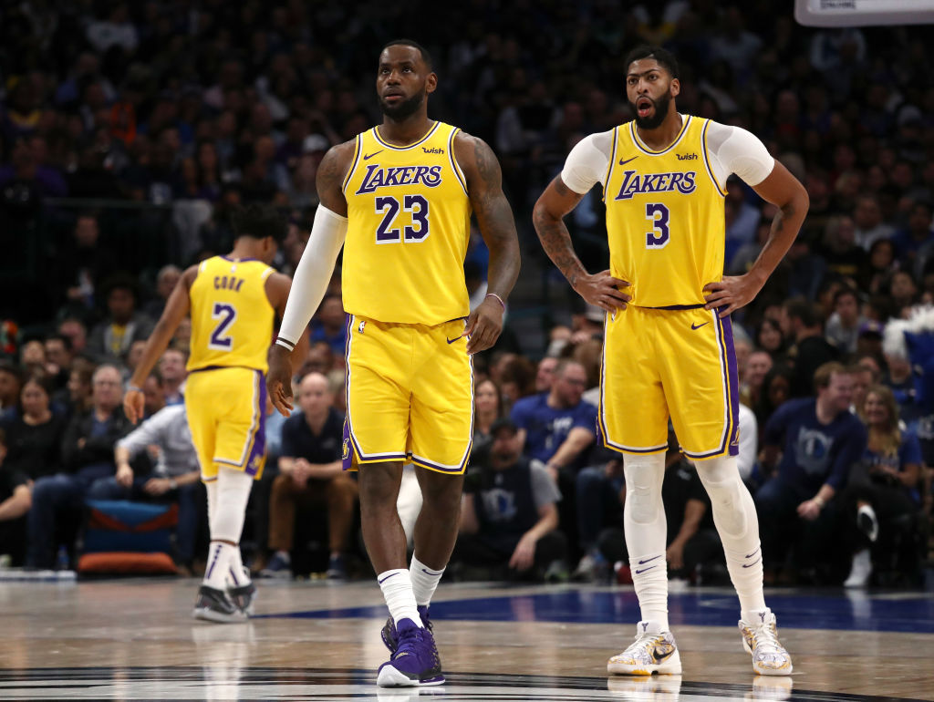 Tonight, LeBron James' Lakers will face Anthony Davis' former team, the New Orleans Pelicans.
