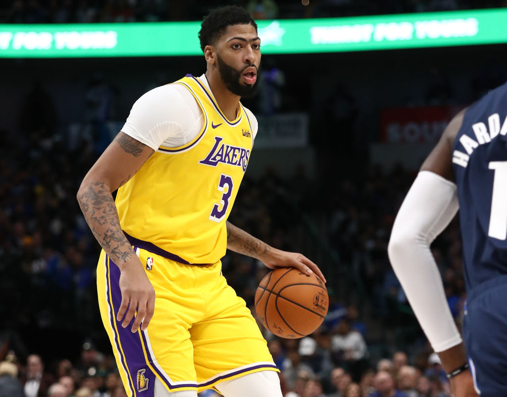 NBA: Is Anthony Davis Leaving the Lakers to Play for the Chicago Bulls?