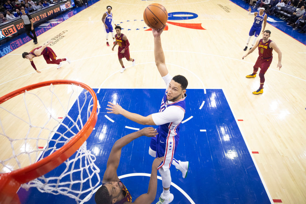The 76ers Ben Simmons might not have a reliable 3-point shot, but he's still one of the NBA's best players.