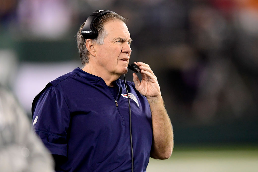 How has head coach Bill Belichick found historic success with the New England Patriots?