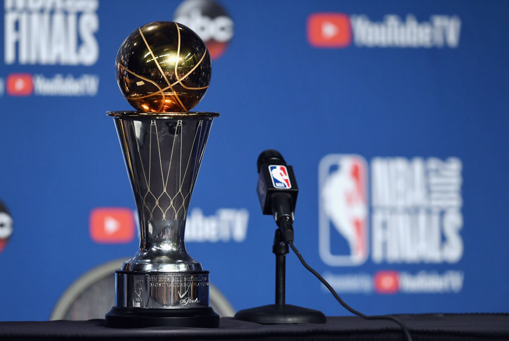 The annual award for the NBA Finals MVP is named after Bill Russell
