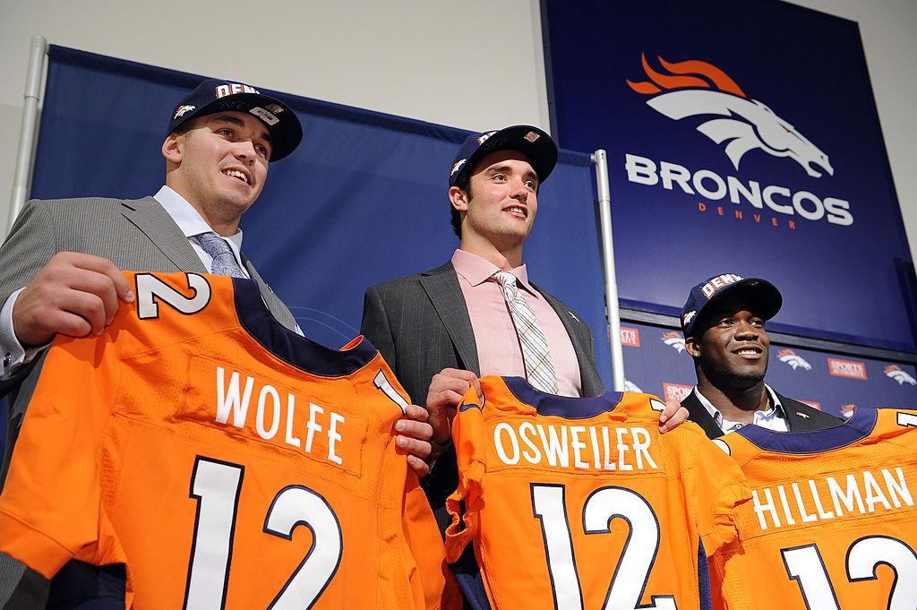 Brock Osweiler had a statistically average yet brilliant NFL career.