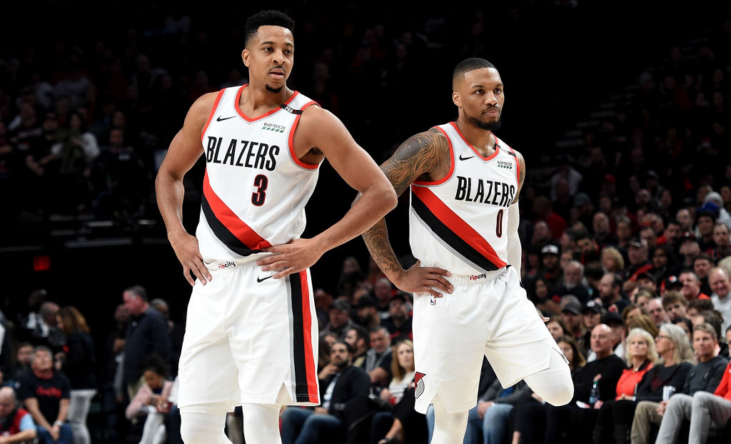 The 2019-20 season is not off to the start that C.J. McCollum and Damian Lillard expected