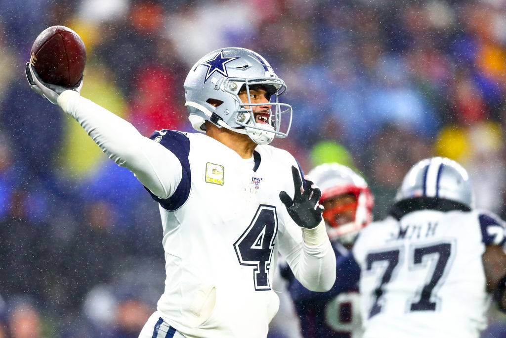 Dak Prescott is the key to Dallas's playoff push down the stretch
