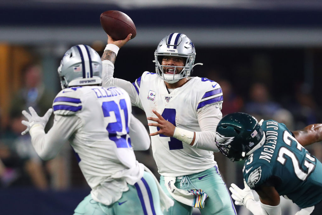 The Dallas Cowboys should rely on one specific play tonight against the New York Giants.