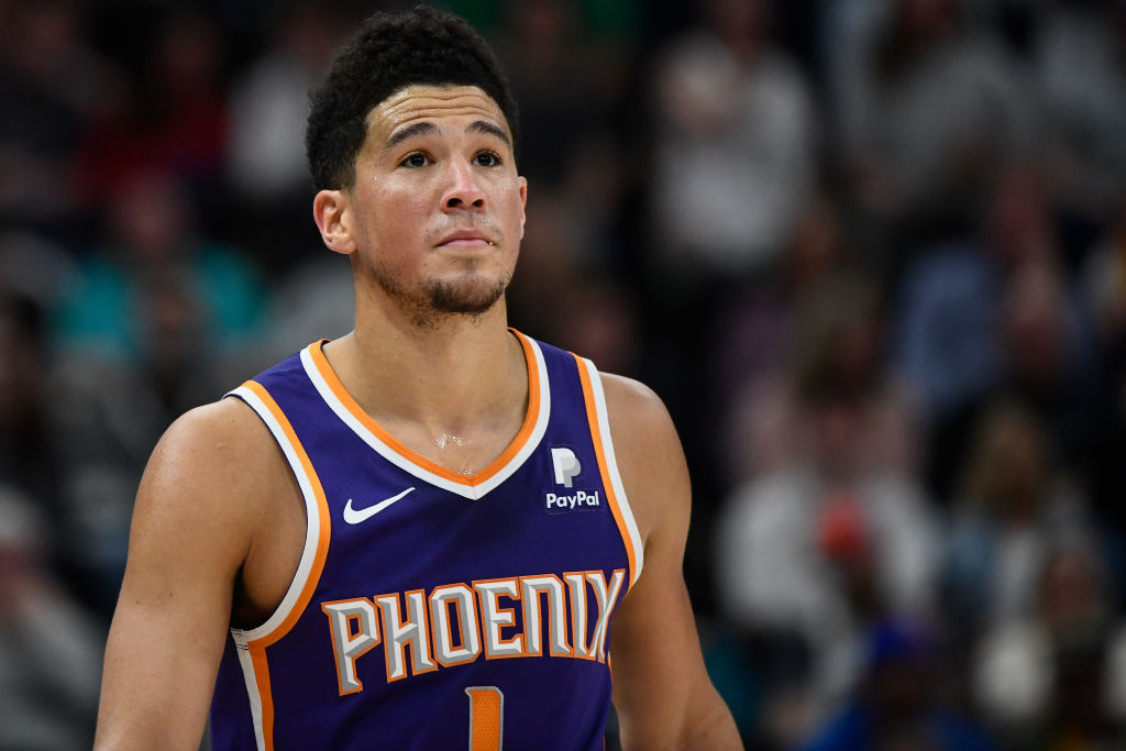 Devin Booker and the Suns seem to be real contenders in 2019-20.