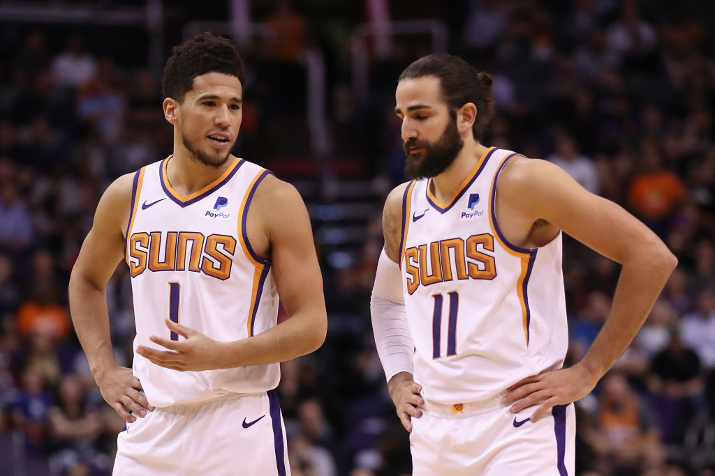 Devin Booker, Ricky Rubio, and the Suns seem to be real contenders in 2019-20.