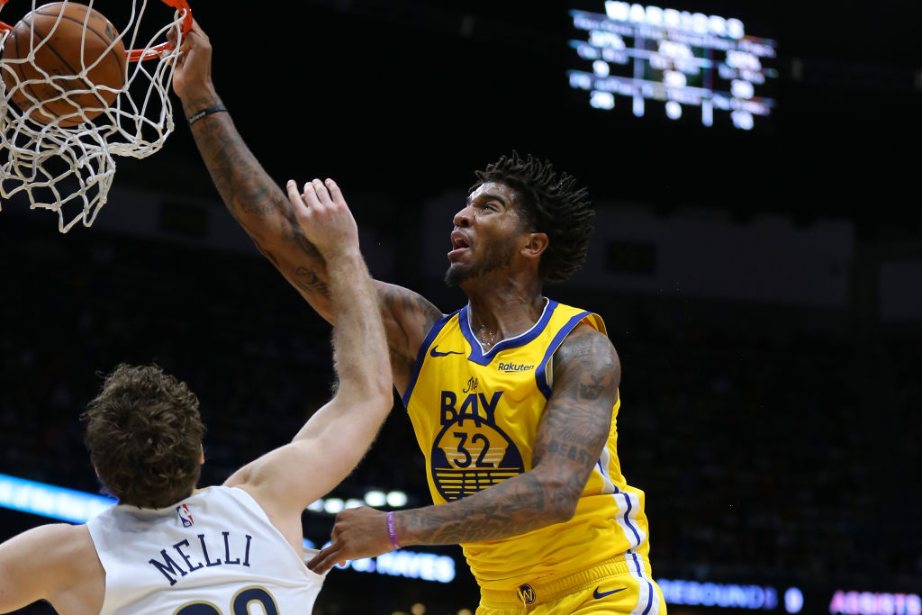 Warriors forward Draymond Green hates the term draft bust to describe young NBA players, at least as it pertains to teammate Marquese Chriss.