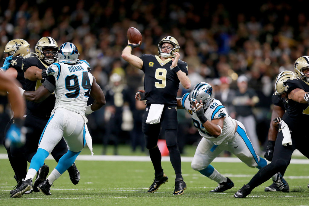 New Orleans Saints quarterback Drew Brees is a master of the two-minute drill