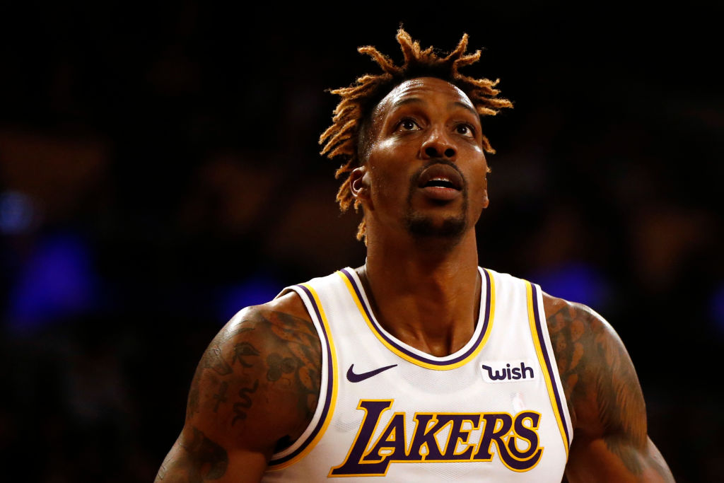 Dwight Howard cut out the junk food and ate one meal a day to earn his new slim physique