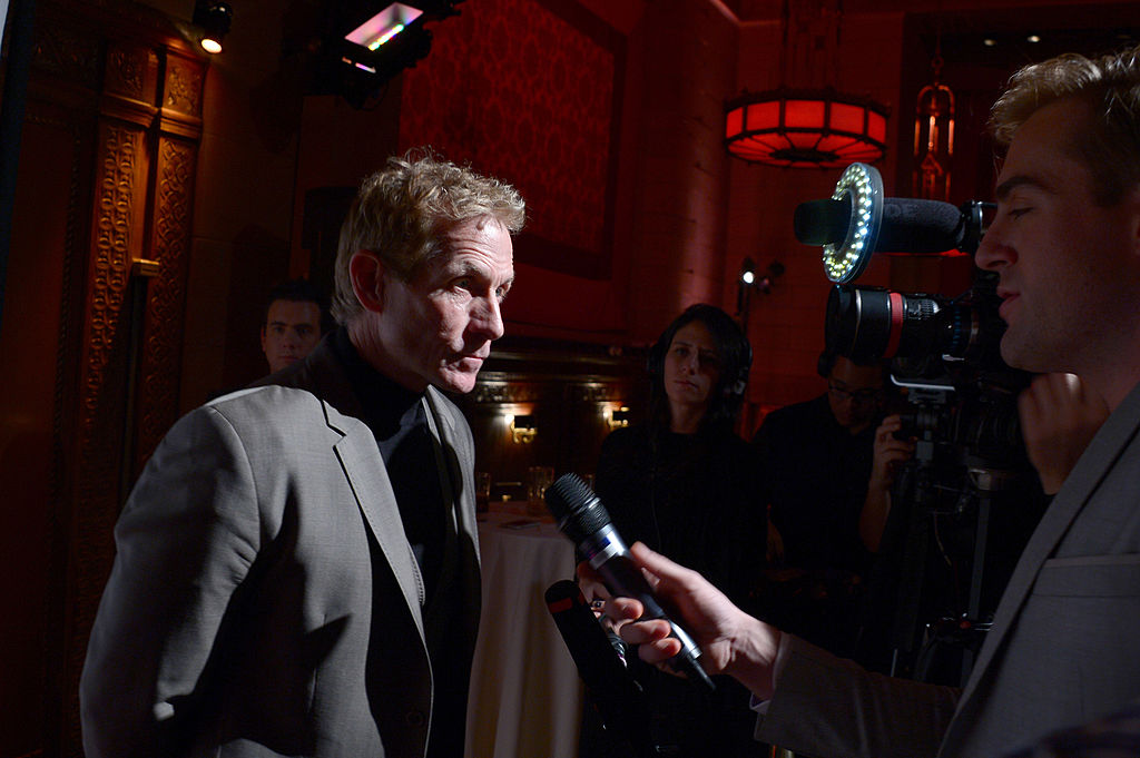 ESPN journalist Skip Bayless attends 7th Annual Heroes Gala