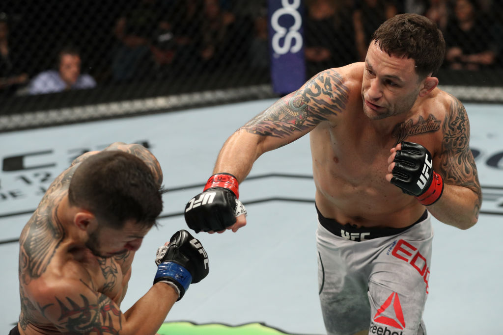 Frankie Edgar is moving a new UFC weight class, but will he be successful there?