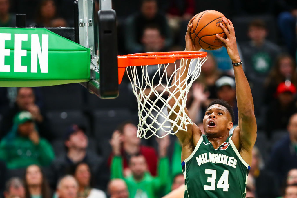 The Bucks' Giannis Antetokounmpo might have revealed his free agency thought process to the Harvard Business School.