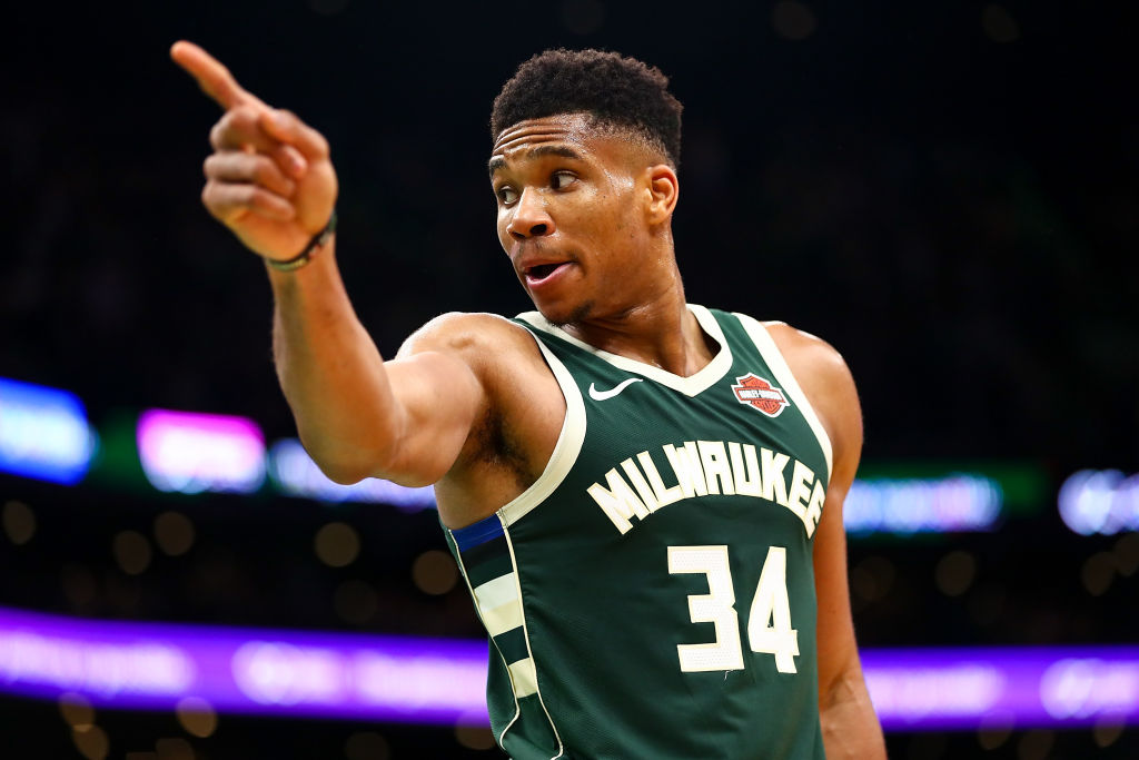 Giannis Antetokounmpo might have revealed his free agency thought process to the Harvard Business School.