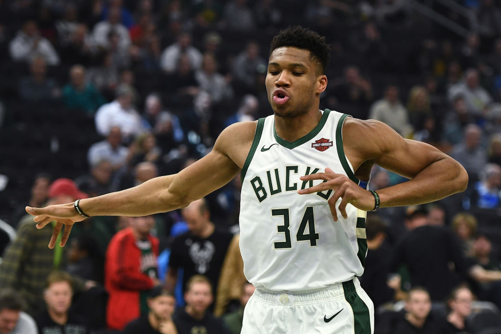 Giannis Antetokounmpo has another asset that makes him one of the most dangerous players in the NBA.
