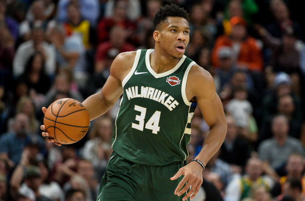 Giannis Antetokounmpo continues to elevate his game to new heights