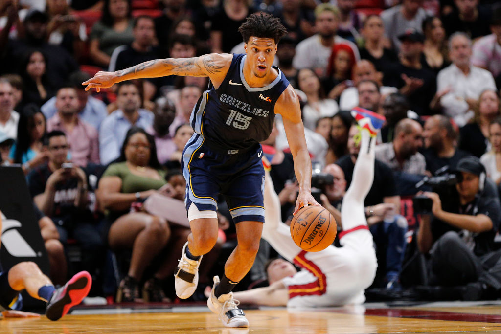 Brandon Clarke is proving to be a valuable piece for the Memphis Grizzlies.