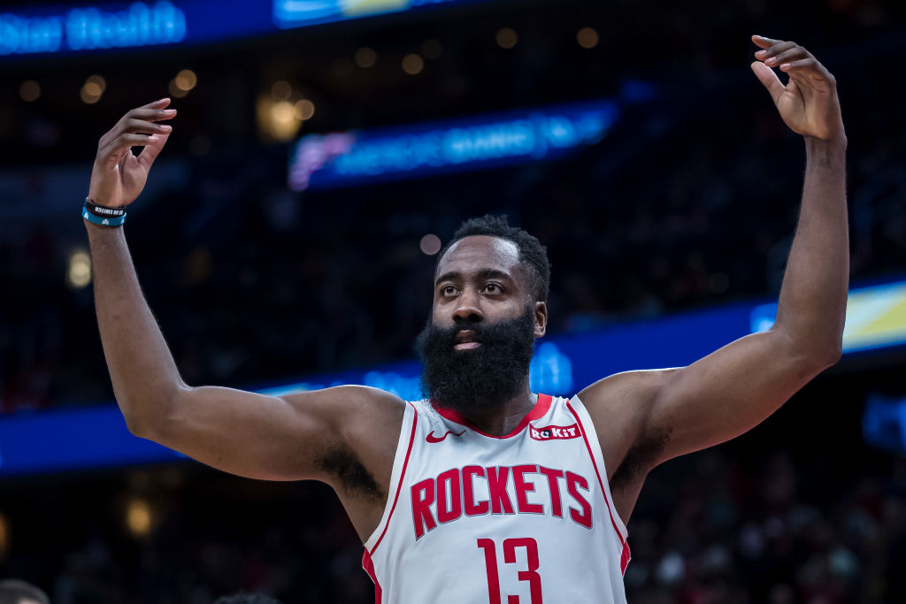 Rockets star James Harden just doesn't believe in load management, unlike other NBA stars.