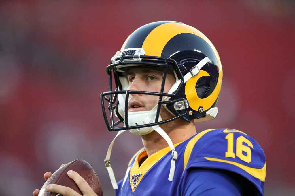 Things may not get better for Jared Goff anytime soon