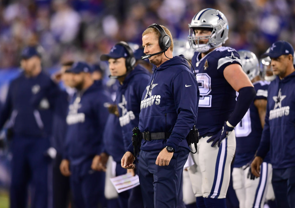 Dallas Cowboys head coach Jason Garrett is facing increased criticism this season.