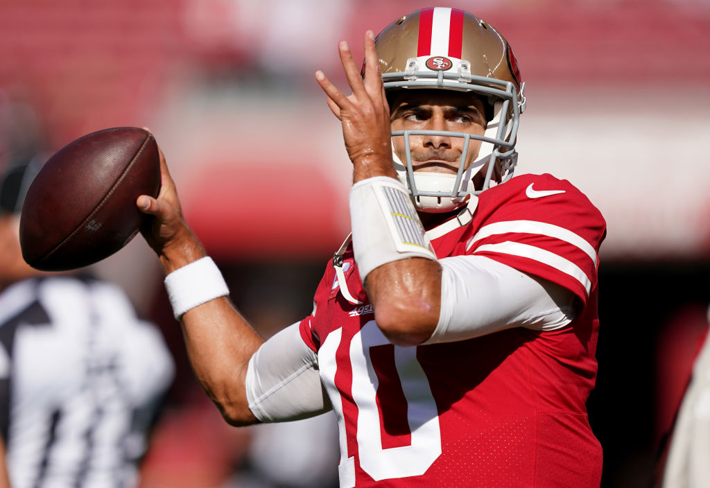 Did New England Patriots head coach Bill Belichick know that Jimmy Garoppolo would become a good NFL quarterback?