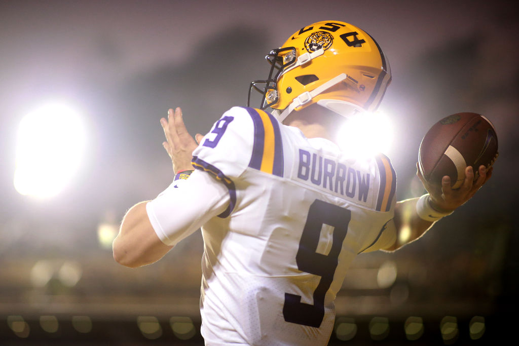 Joe Burrow could be a great fit for the Cincinnati Bengals