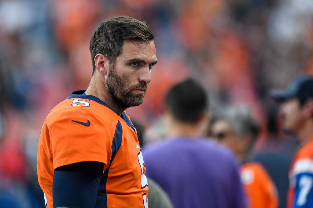 Broncos fans might have several more years of Joe Flacco in their future.