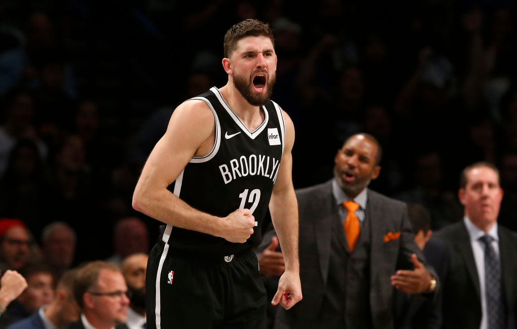 The Nets Joe Harris tells it is when it comes to NBA salaries.