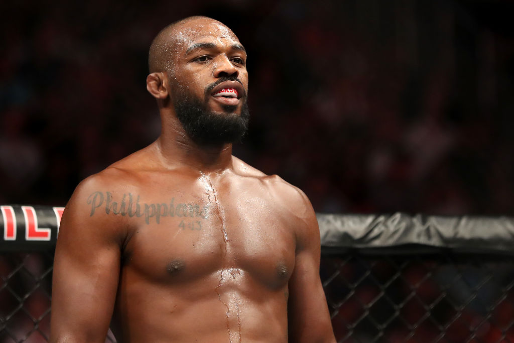 Jon Jones may need to move up to heavyweight to build on his UFC legacy